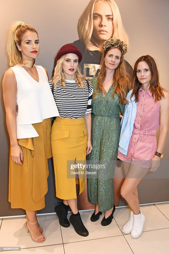 Lady Garden x Topshop - Collection Launch