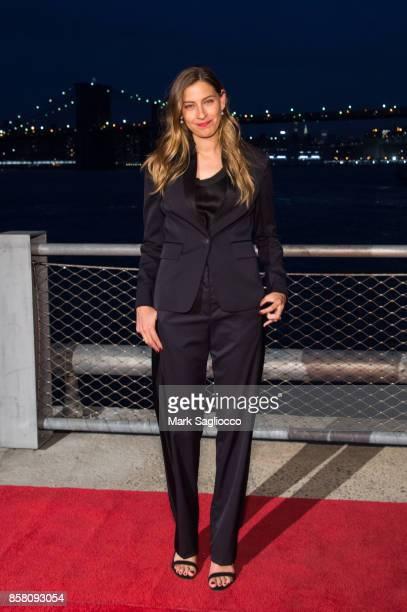 Vogue's Fashion Producer Sylvana Durrett attends the 2017 Brooklyn Bridge Park Conservancy Brooklyn Black Tie Ball at Pier 2 at Brooklyn Bridge Park...