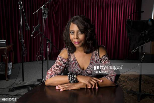 Voice actress Barbara Harris is photographed for Los Angeles Times on April 27 2017 in Los Angeles California PUBLISHED IMAGE CREDIT MUST READ Kirk...