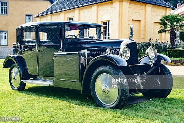 Voisin C11 Chartreuse classic car