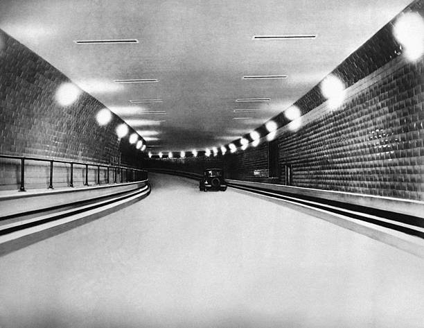 MI: 1st November 1930 - The Detroit-Windsor Tunnel Is Dedicated