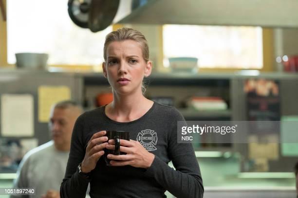 FIRE 'A Volatile Mixture' Episode 705 Pictured Kara Killmer as Sylvie Brett
