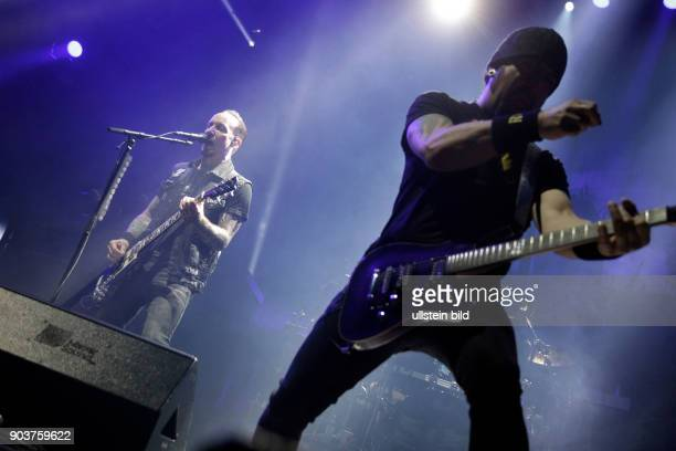 Volbeat 'Seal the Deal and Let?s Boogie'-Tour Michael Schøn