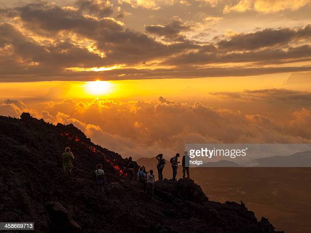 Volcan Pacaya near Antigua, Guatemala