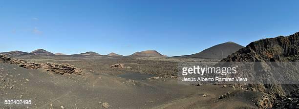Volcanic Badlands