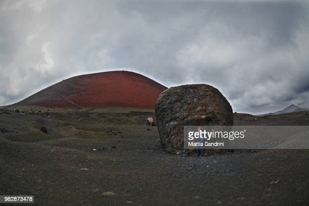 volcanic bomb - volcanic terrain stock pictures, royalty-free photos & images