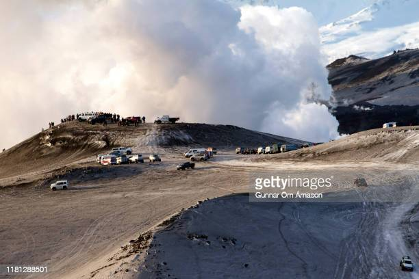 volcanic eruptions south iceland - 2010 stock pictures, royalty-free photos & images