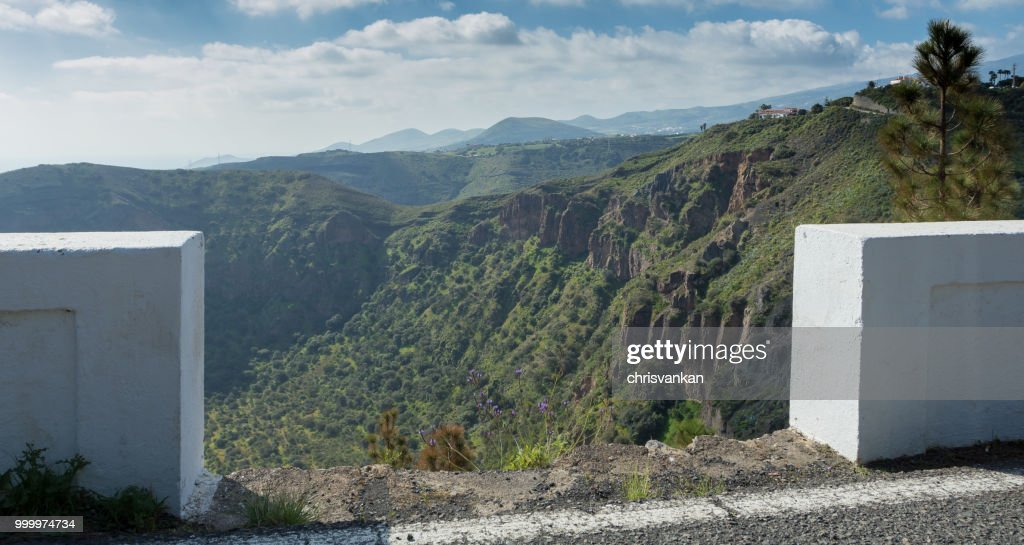 Volcanic Landscape Las Palmas Gran Canaria Canary Islands Spain High Res Stock Photo Getty Images