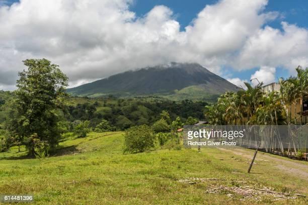 Volcanic Mountain Road in La Fortuna, San Jose Costa Rica