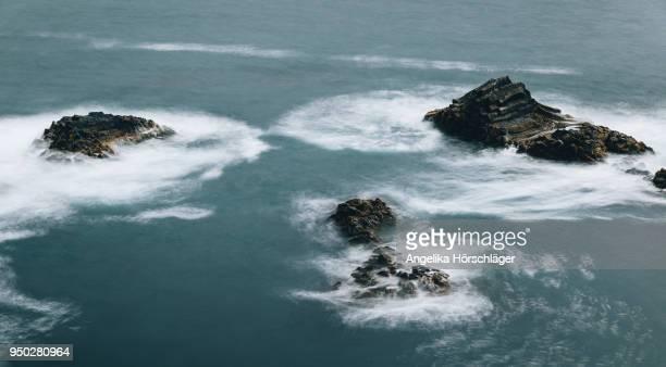 Volcanic rocks at the coast of Arnarstapi