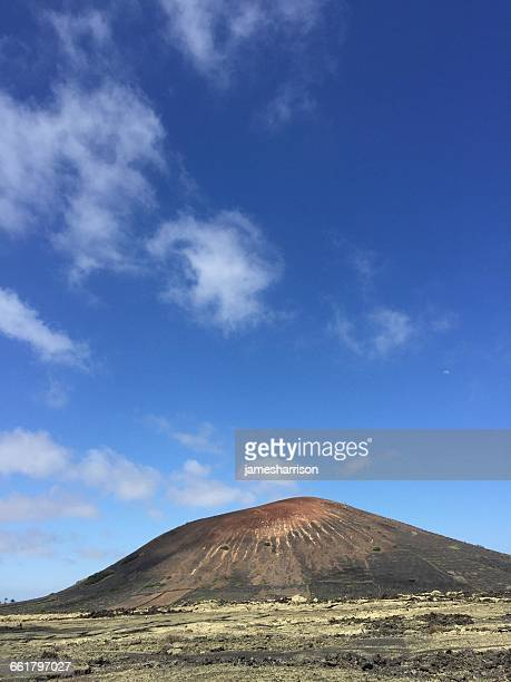 Volcanic, Timanfaya National Park, Lanzarote, Canary Islands, Spain