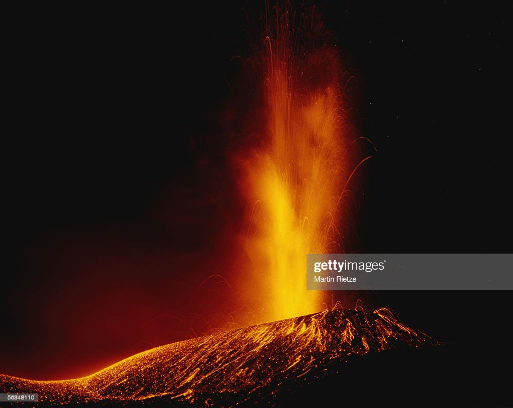 Volcano Stock Photos and Pictures Getty Images