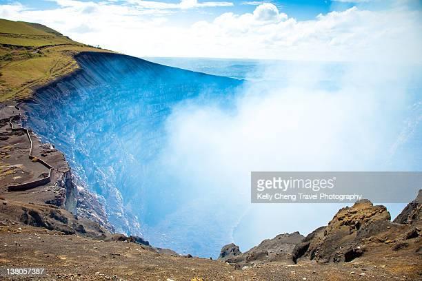 volcano masaya - masaya volcano stock pictures, royalty-free photos & images