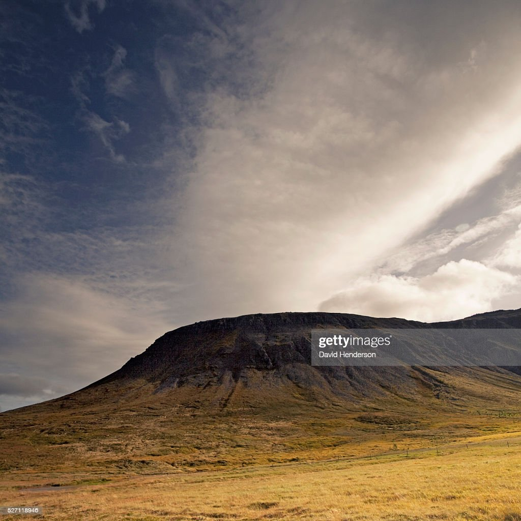 Volcano : Foto de stock