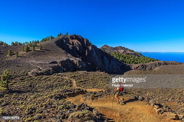 Volcan La Route, La Palma