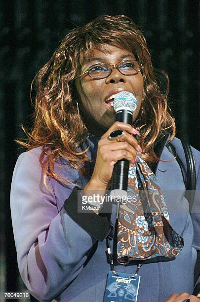 Voletta Wallace mother of Notorious BIG