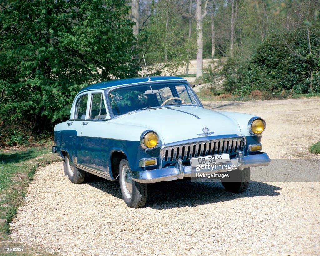 A 1960 Volga. : Nachrichtenfoto