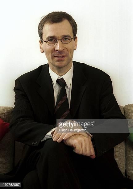 Volker BECK member of the Federal German Parliament