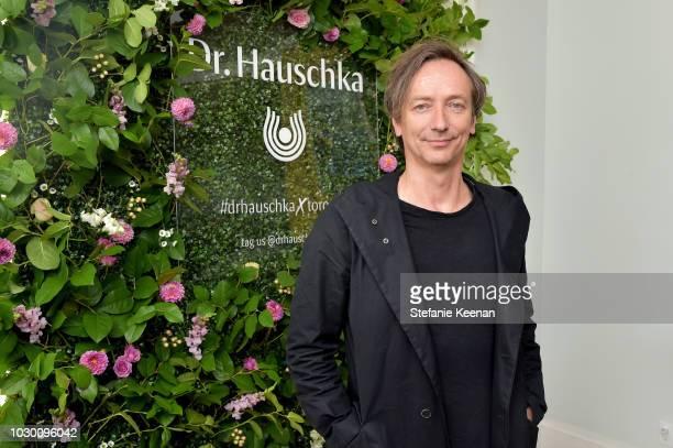 Volker Bertelmann attends German Films X Dr Hauschka Reception at the 43rd Toronto International Film Festival on September 9 2018 in Toronto Canada