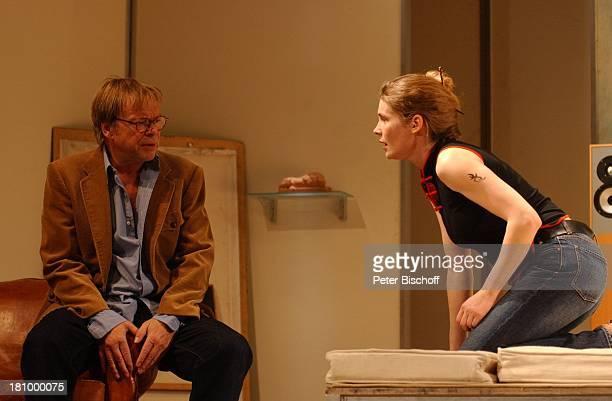 """Volker Lechtenbrink, Ehefrau Jeanette Arndt, Theater-Komödie: """"Einmal Sonne für Zwei"""", Hamburg, , """"Komödie Winterhuder Fährhaus"""", Schauspieler,..."""