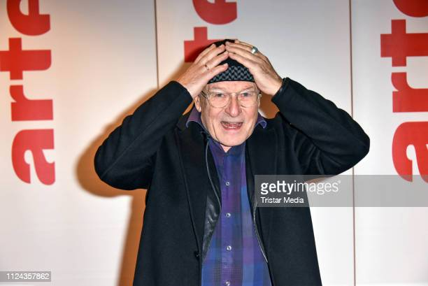 Volker Schloendorff attends the ARTE reception during 69th Berlinale International Film Festival at on February 12, 2019 in Berlin, Germany.