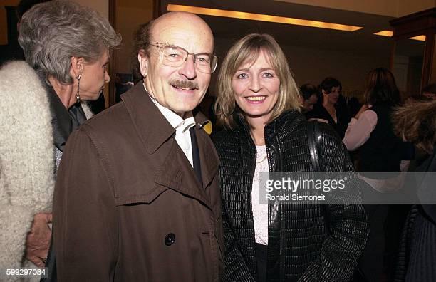 Volker Schloendorff Director with his wife Angelika