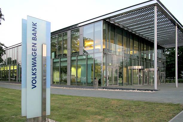 Volkswagenbank in Braunschweig Pictures | Getty Images