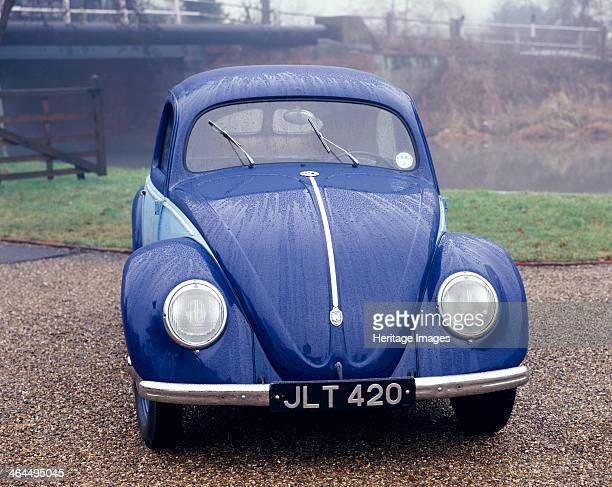 Volkswagen Beetle Ferdinand Porsche produced ancestral KdFwagen prototypes in 1935 Batches of preproduction versions followed before manufacture...