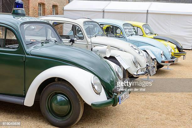 """volkswagen beetle or vw bug collection - """"sjoerd van der wal"""" stockfoto's en -beelden"""