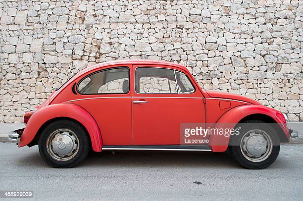 volkswagen beetle - volkswagen stock pictures, royalty-free photos & images
