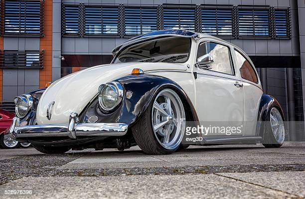 volkswagen beetle - volkswagen beetle stock photos and pictures