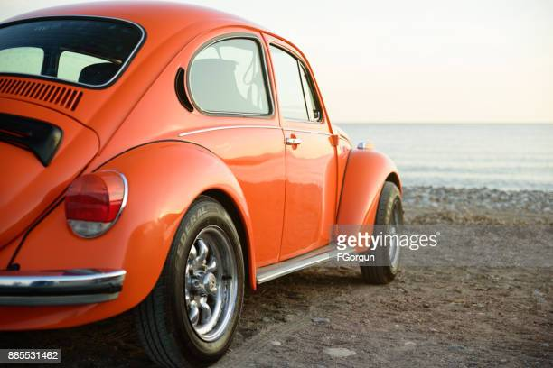 volkswagen beetle - beetle stock pictures, royalty-free photos & images