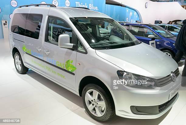 Volkswagen Caddy Combi EcoFuel CNG MPV car