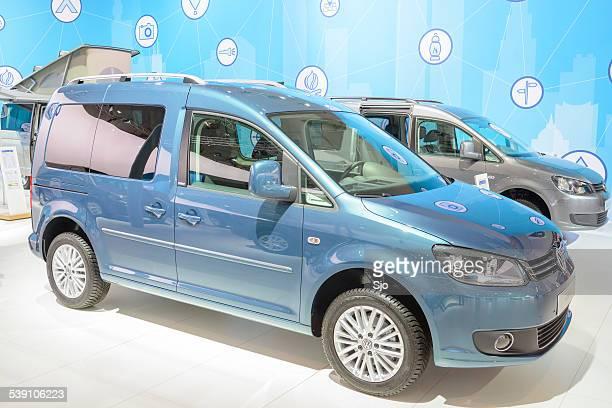 Volkswagen Caddy Combi MPV car
