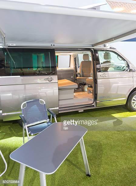 Volkswagen California Camper Van
