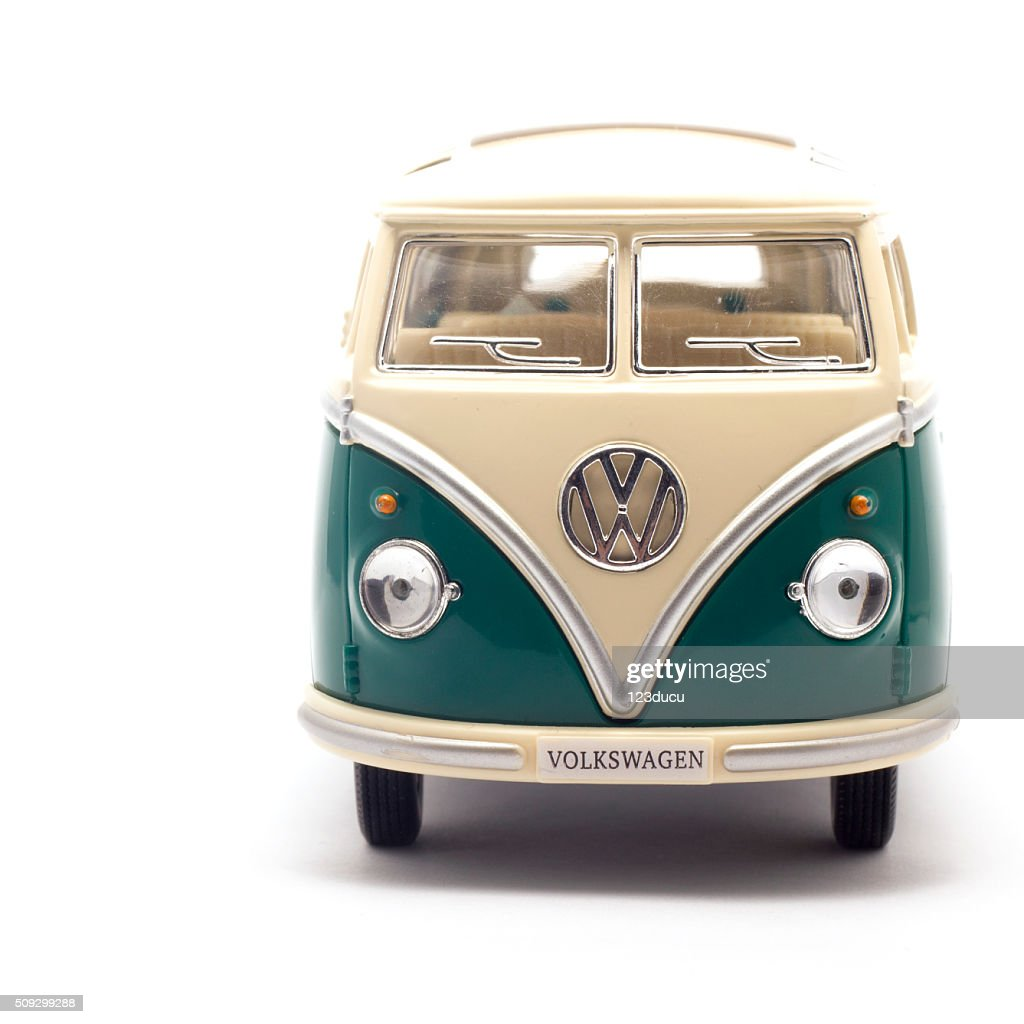 Volkswagen Camper Front View High Res Stock Photo Getty Images