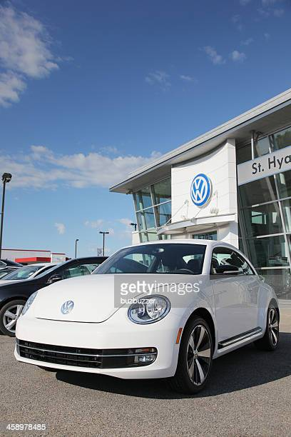 Volkswagen Car Dealership