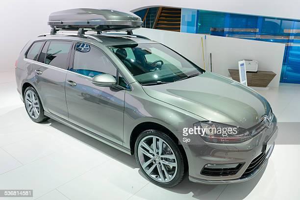 Volkswagen Golf Variante Kombi