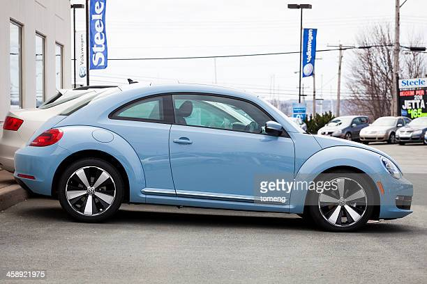 Volkswagen New Beetle on Lot