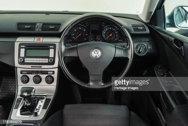 Volkswagen Passat estate. Creator: Unknown.
