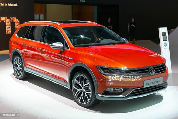 Volkswagen Passat Variante Alltrack