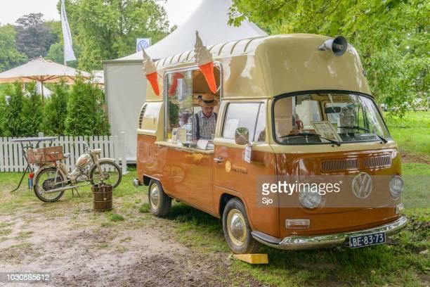 Volkswagen Transporter Ice Cream van