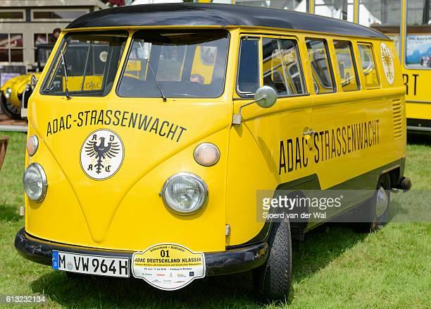 Volkswagen Transporter T1 ADAC roadside rescue van
