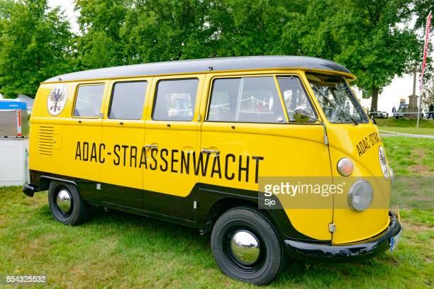 Volkswagen Transporter T1 ADAC Pannenhilfe Rettung van