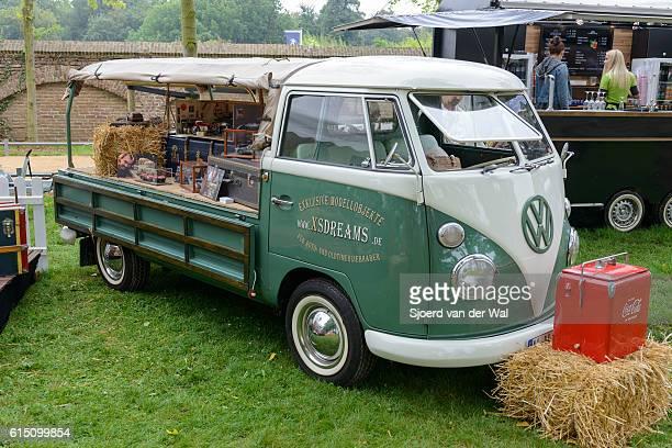 Volkswagen Transporter T1 flatbed classic van