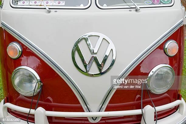 Volkswagen Transporter T1 front end