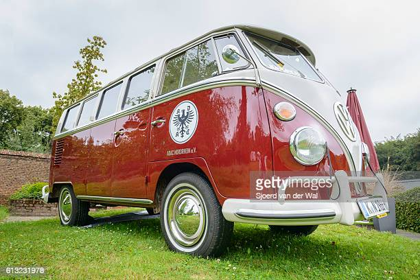 "volkswagen transportador t1 - ""sjoerd van der wal"" fotografías e imágenes de stock"