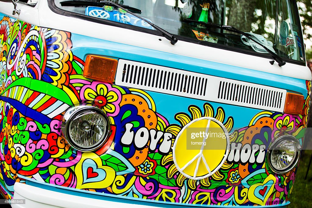 Volkswagen Type 2 Bus : Stock Photo