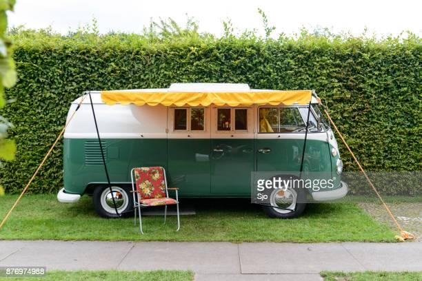 Volkswagen Type 2 (T1) Transporter  Kombi or Microbus campervan