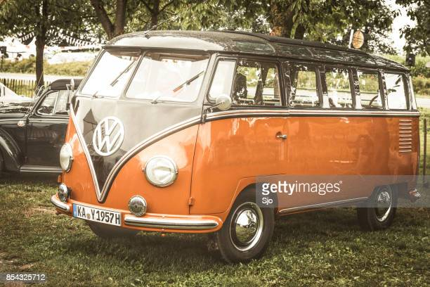 Volkswagen Typ2 (T1) Transporter Kombi oder Minibus Kleinbus